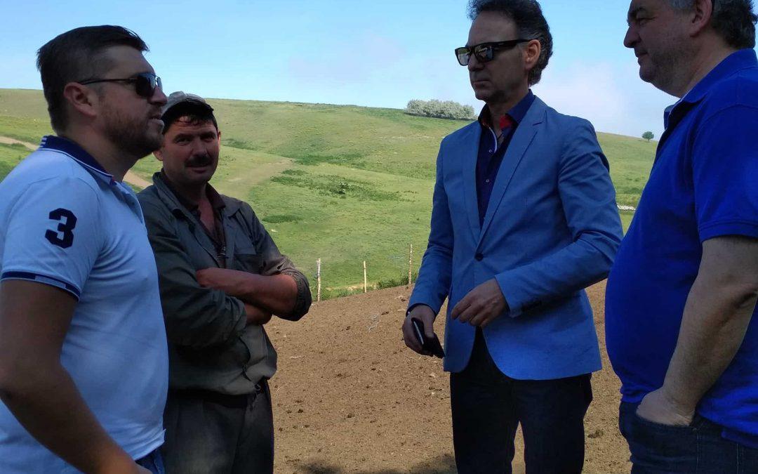Η Sheepline σε μεγάλες κτηνοτροφικές μονάδες της Ρουμανίας